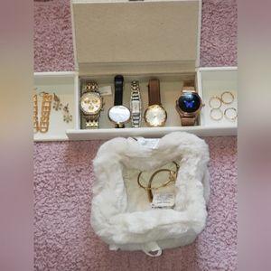 POTTERY BARN jewelry box